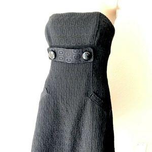 BNWT SHOSHANNA JACQUARD MINI BABYDOLL DRESS 2 $700